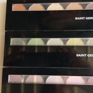 Makeup - St Germain Paris eyeshadow pallets